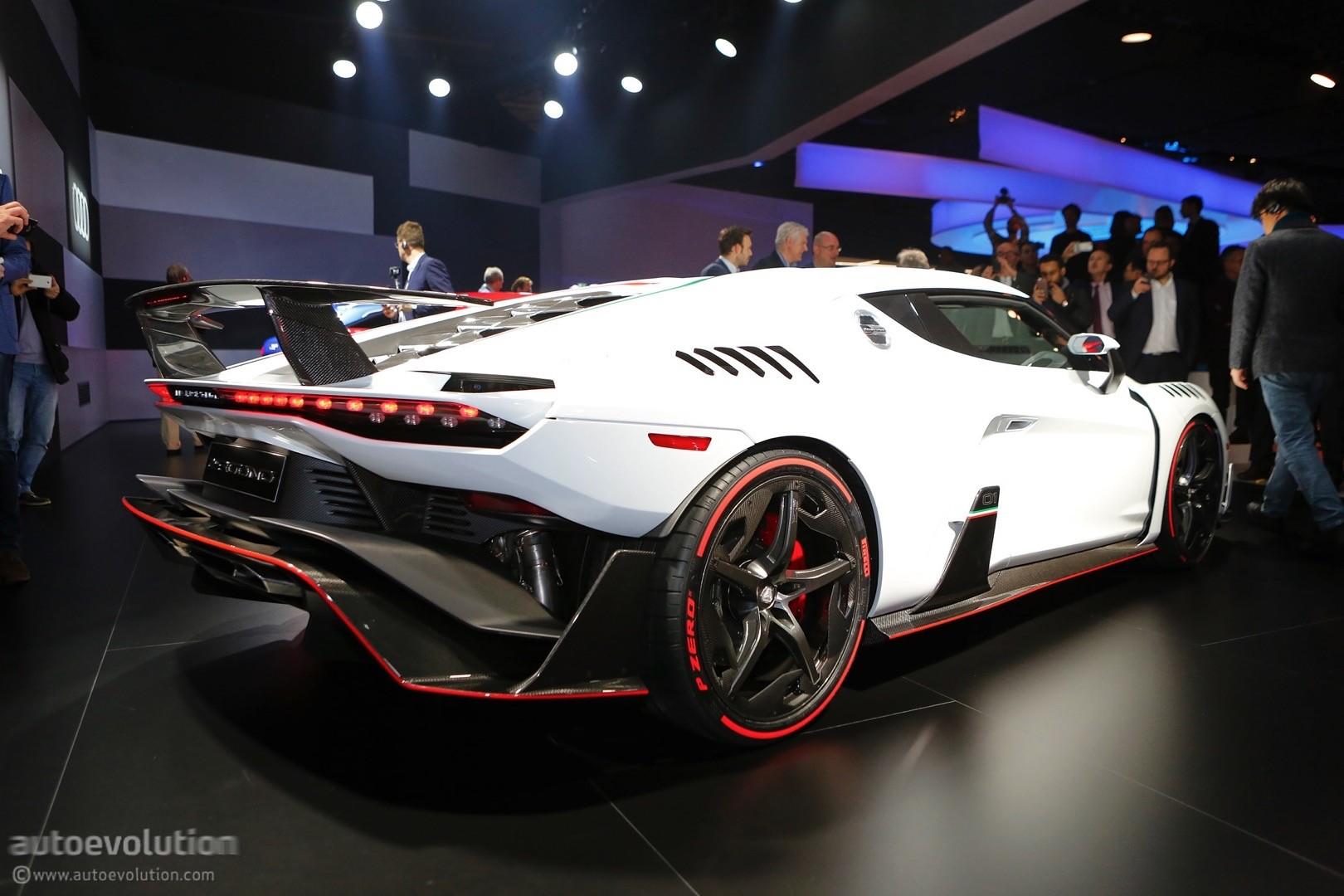 Italdesign Zerouno Roadster En Route To 2018 Geneva Motor