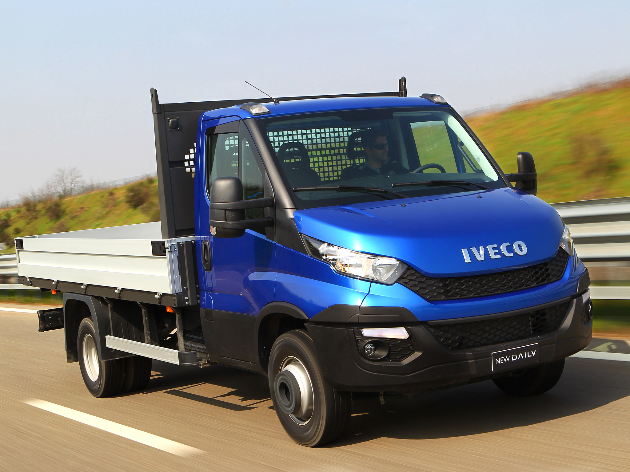 Iveco Reveals The New Daily For 2014 Say It S 80