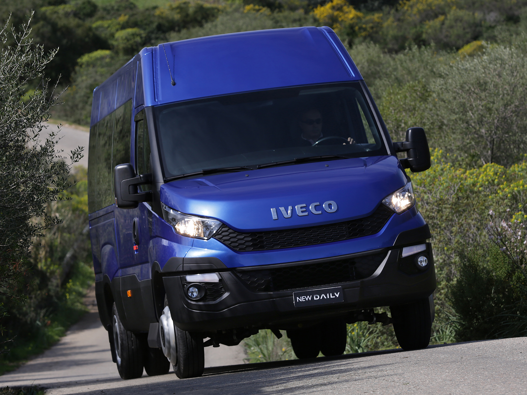Iveco Reveals the New Daily for 2014. Say Its 80%