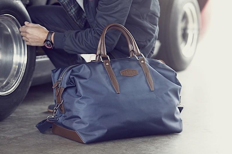 merchandise collection jaguar genuine new leather bag wash p