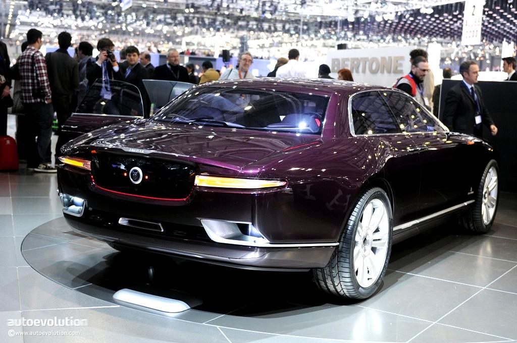 jaguar bertone b99 concept will never be built autoevolution