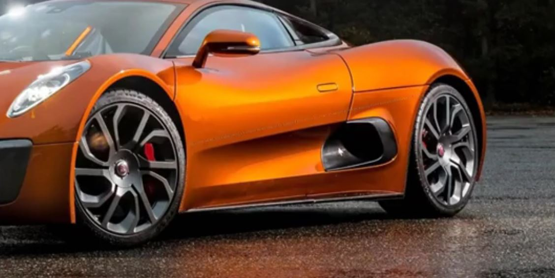 Jaguar C Rendered As The Supercar The Company Dropped To