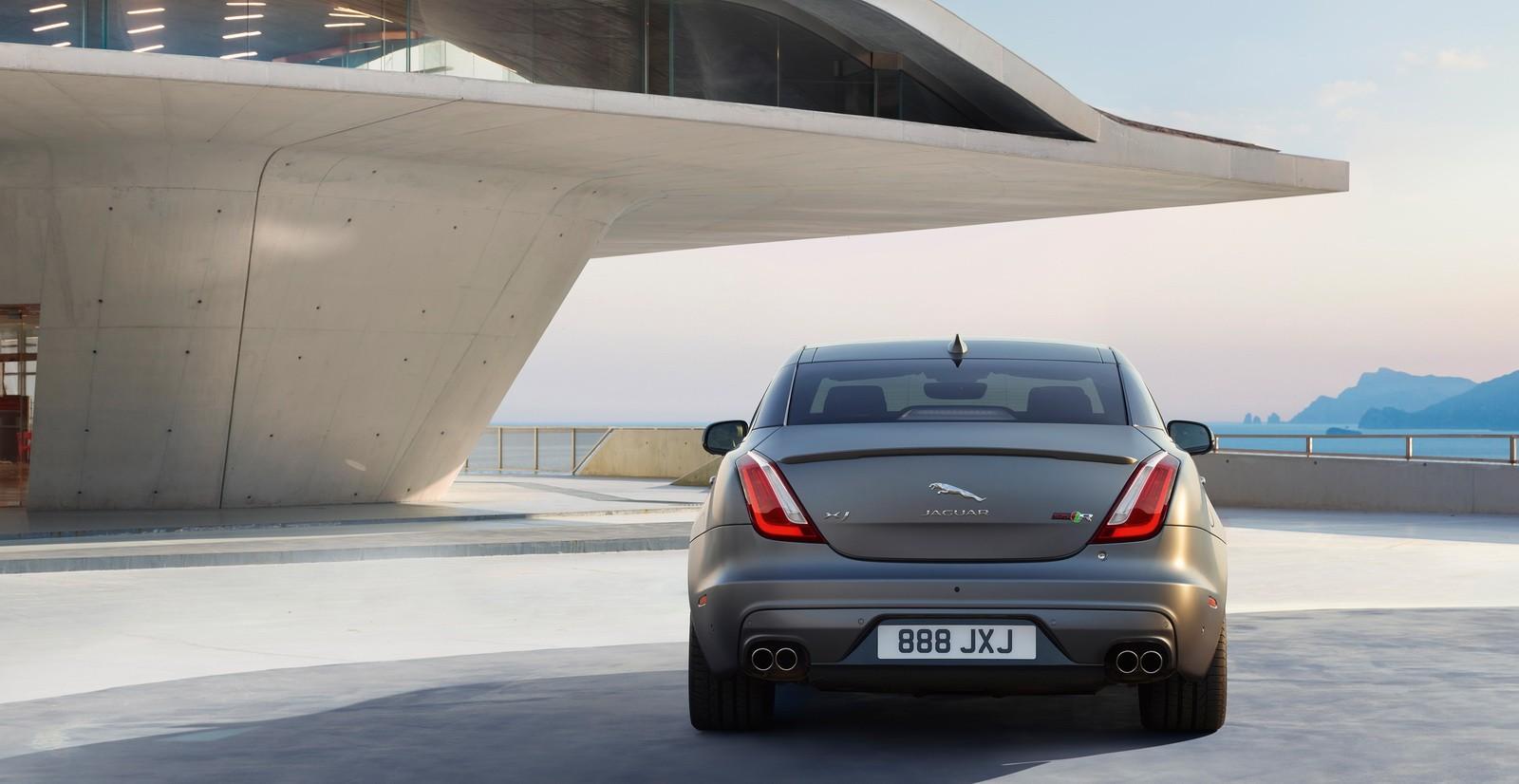 Jaguar Xj Electric 2020