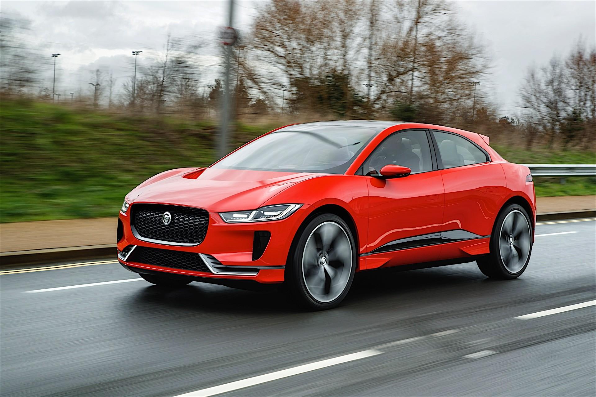 jaguar electric suv to debut at 2017 frankfurt motor show autoevolution. Black Bedroom Furniture Sets. Home Design Ideas