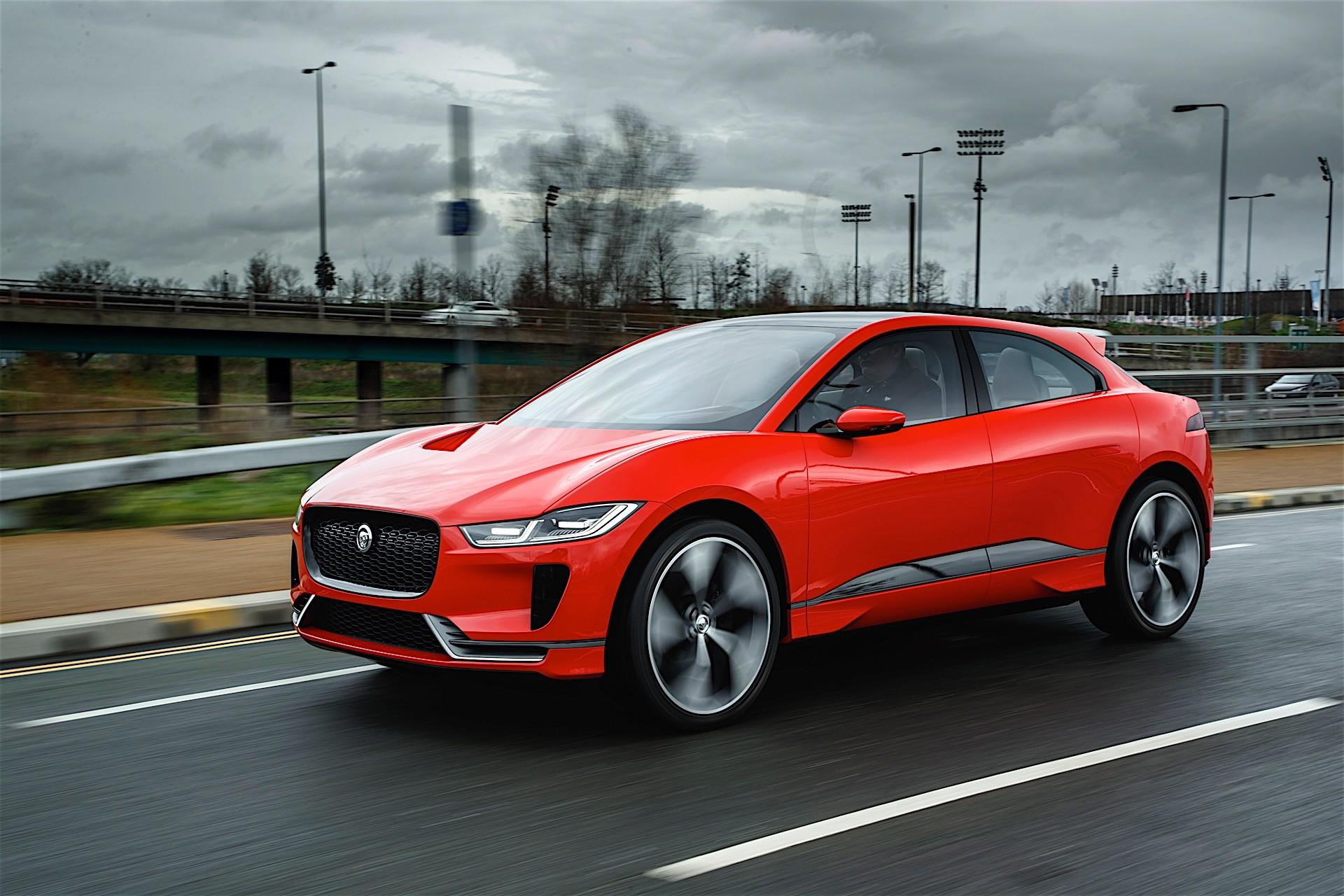 Jaguar Electric SUV To Debut At 2017 Frankfurt Motor Show ...