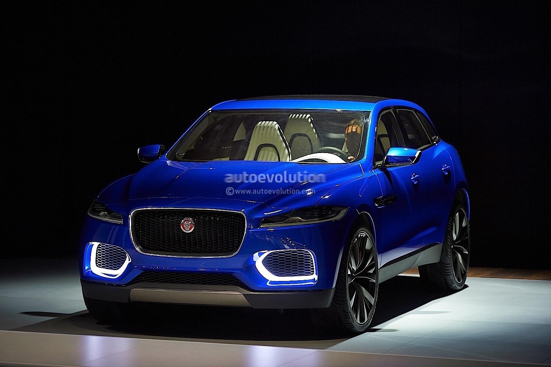 jaguar f pace performance crossover name revealed in. Black Bedroom Furniture Sets. Home Design Ideas