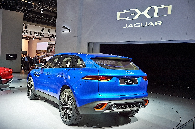 Jaguar Suv Debut Date Slated For Iaa 2015 In September Video