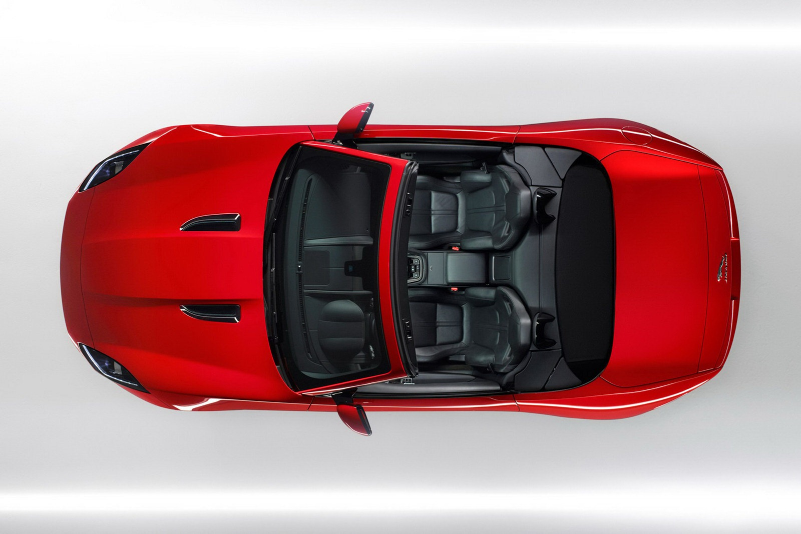Jaguar F Type Officially Unveiled Autoevolution