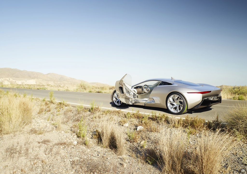 ... Jaguar C X75 Concept Photo ...