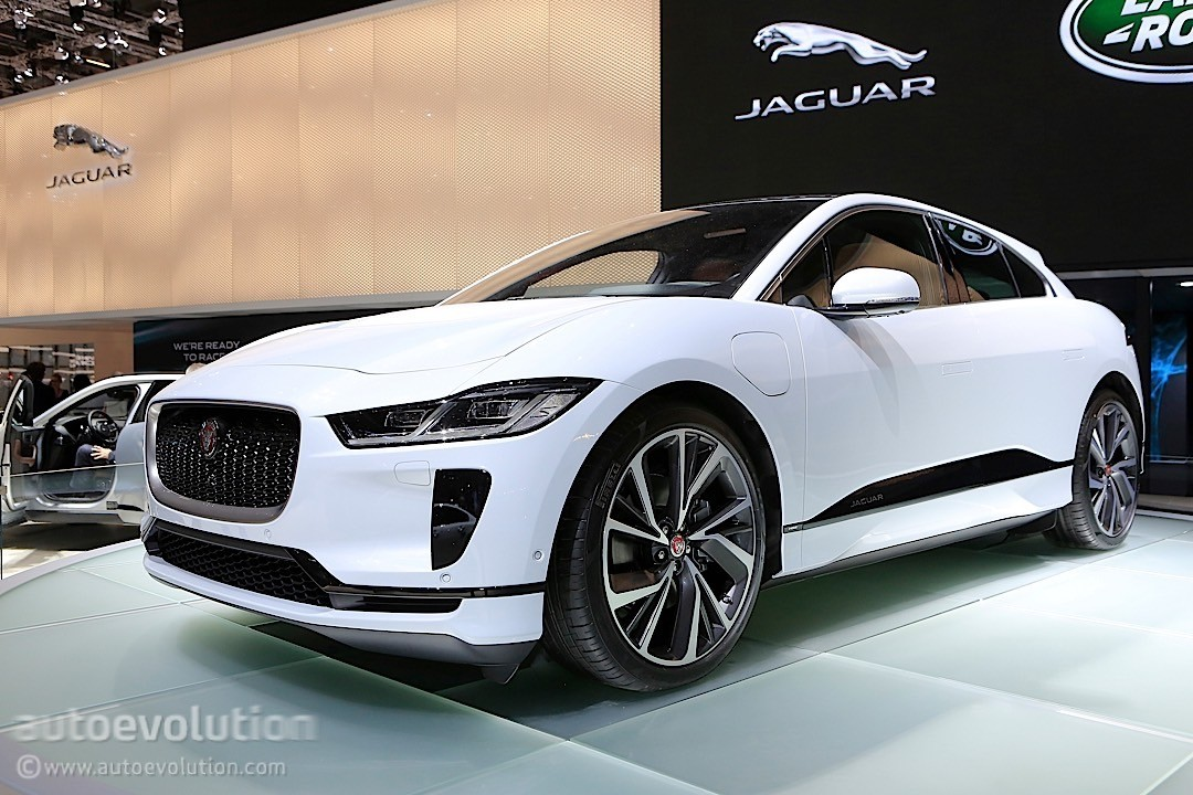 Jaguar I Pace To Sell In The Us From Close To Tesla Model X