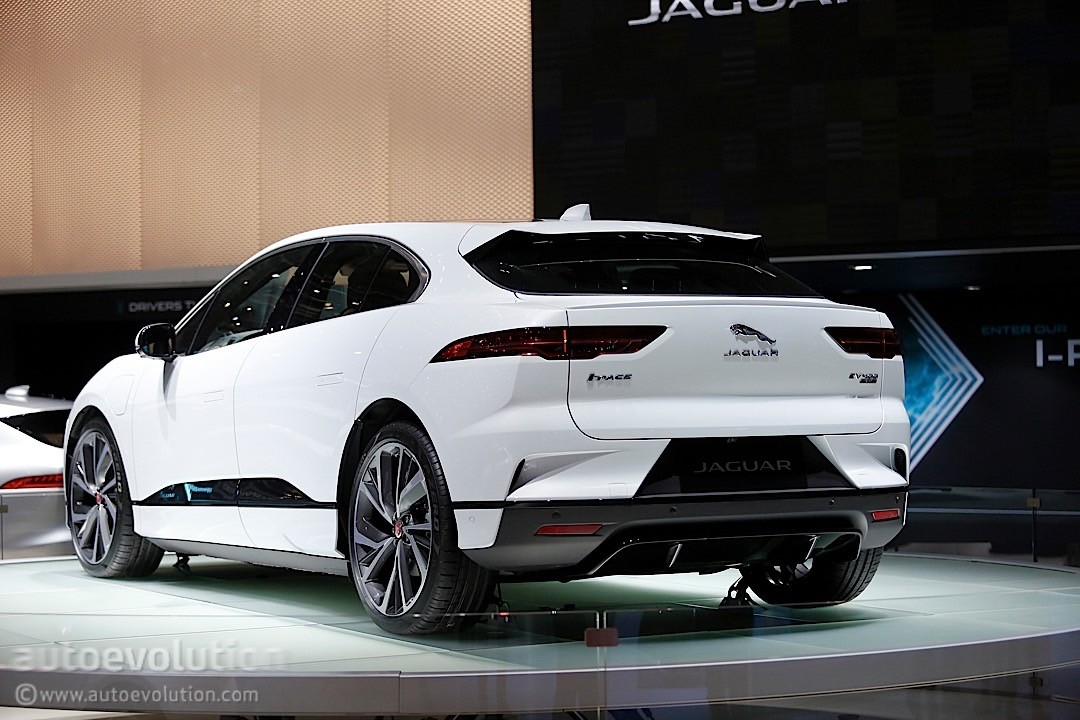 Jaguar I Pace To Sell In The Us From Close To Tesla Model X on vanquish aston martin 2017