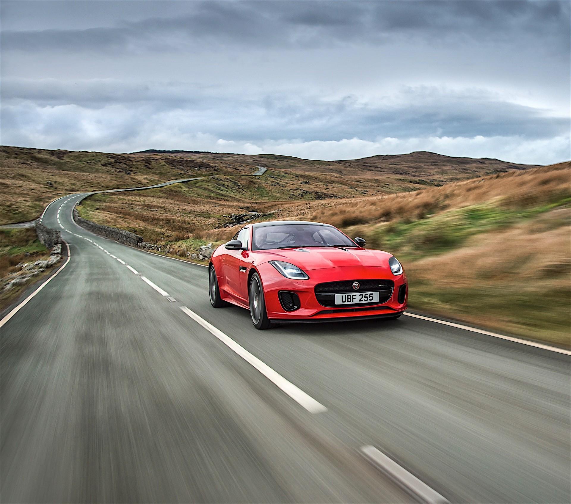 Used Jaguar F Type: Jaguar Land Rover Adopts Naming Convention That Makes More
