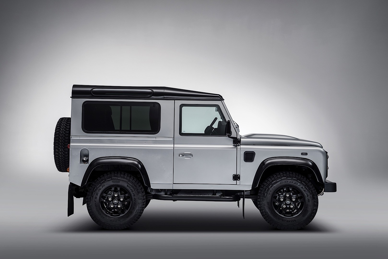 2019 Land Rover Defender Confirmed Coming With Five Body