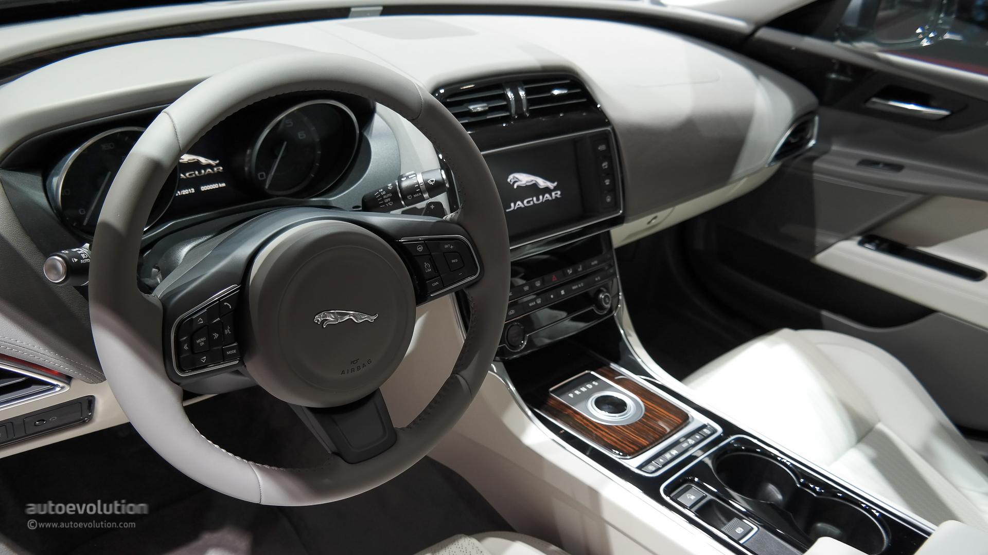Jaguar Xe Debuts At Paris Pricing Announced Ingenium