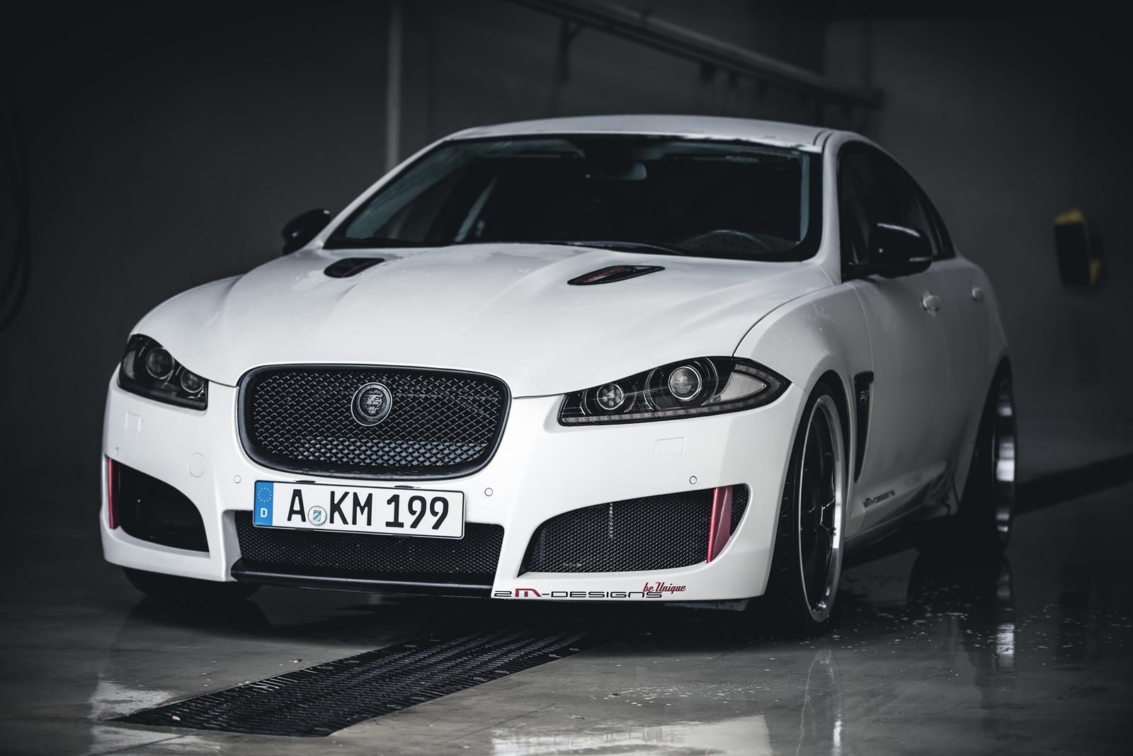 Jaguar Xf Complex Tuning Transformation By 2m Designs