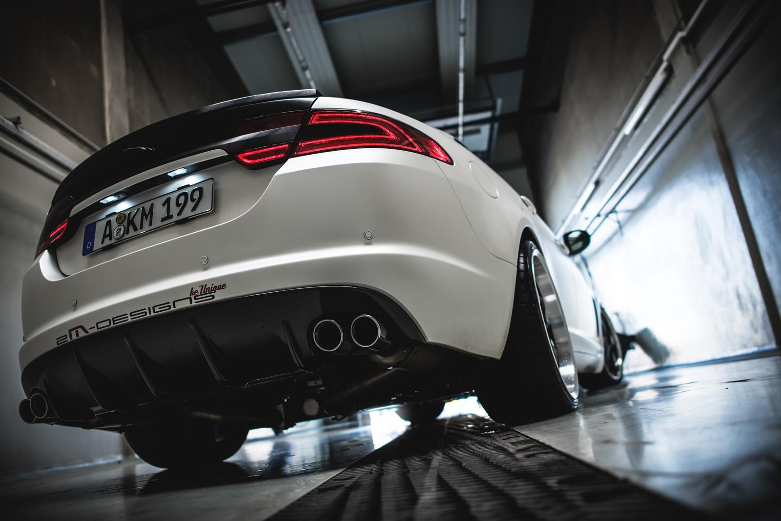 Jaguar XF Complex Tuning Transformation by 2M-Designs ...