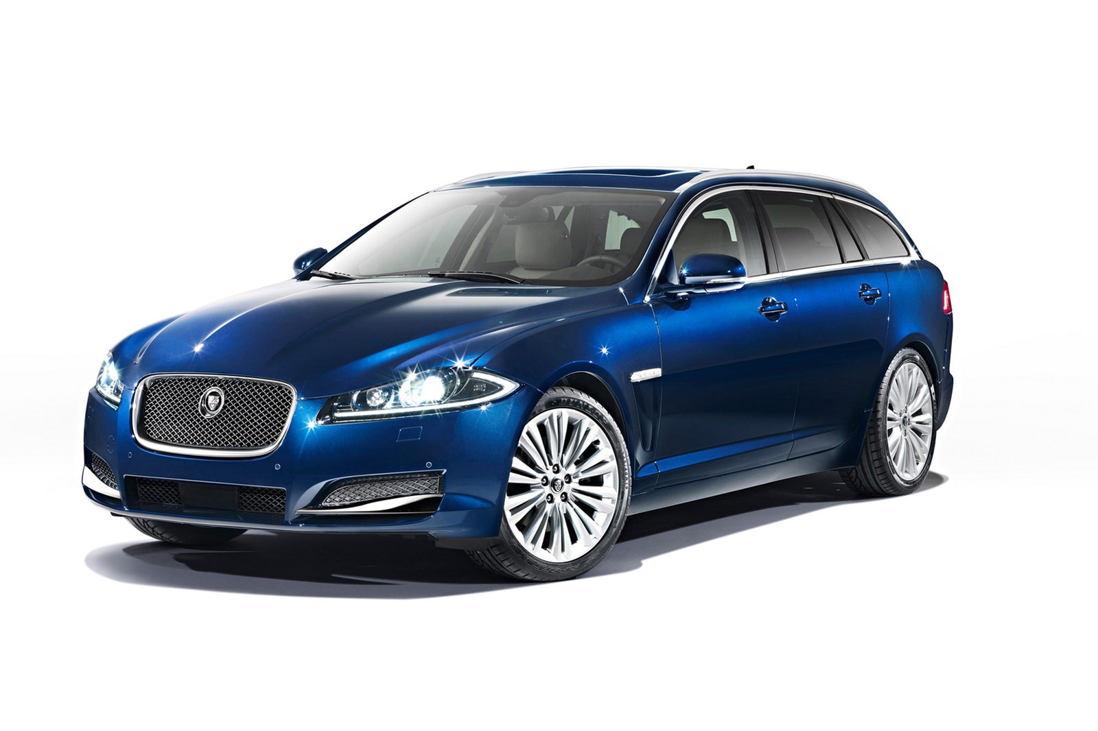jaguar xf sportbrake estate revealed autoevolution. Black Bedroom Furniture Sets. Home Design Ideas