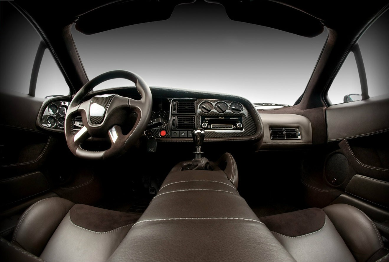 Jaguar Xj220 Interior Makeover By Vilner Breathes New Life