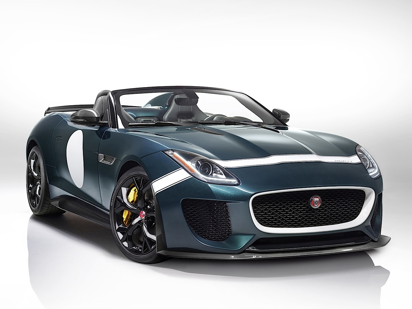 Jaguar\'s Special Operations Project 7 Leaks Before Goodwood Debut ...