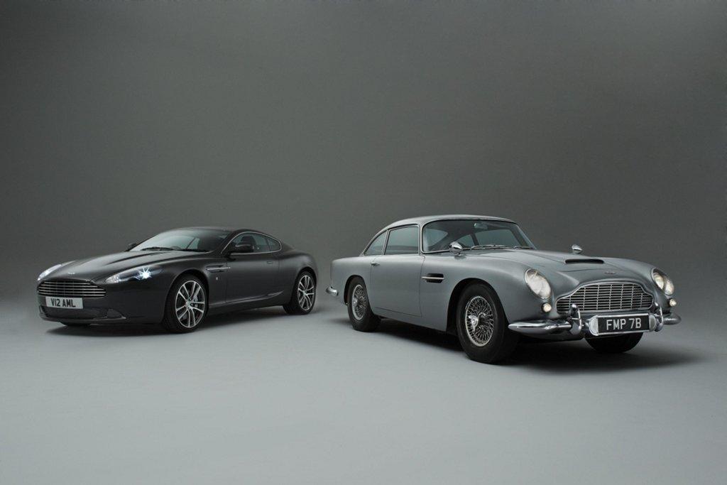 James Bond Auto