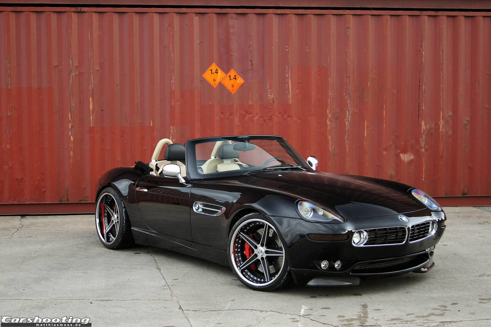 James Bond S Z8 Would Ve Looked Like This If G Power Had