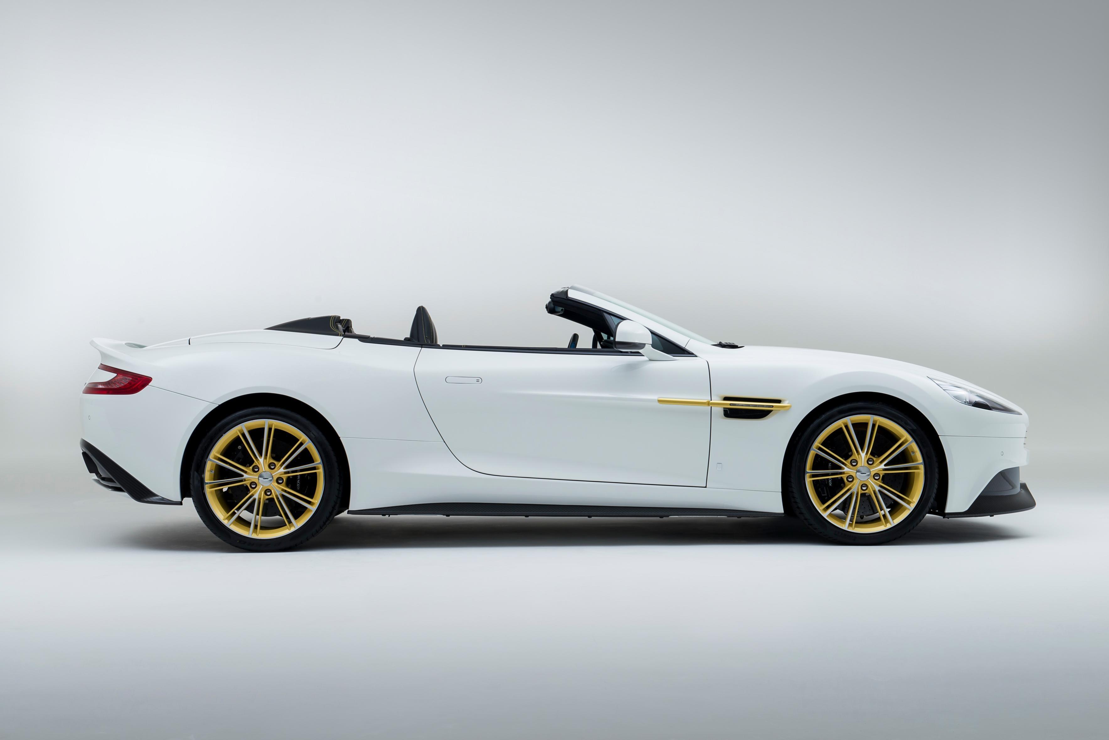 1964 Aston Martin Db5 >> James Bond Wouldn't Drive the Aston Martin Works 60th Anniversary Vanquish - autoevolution