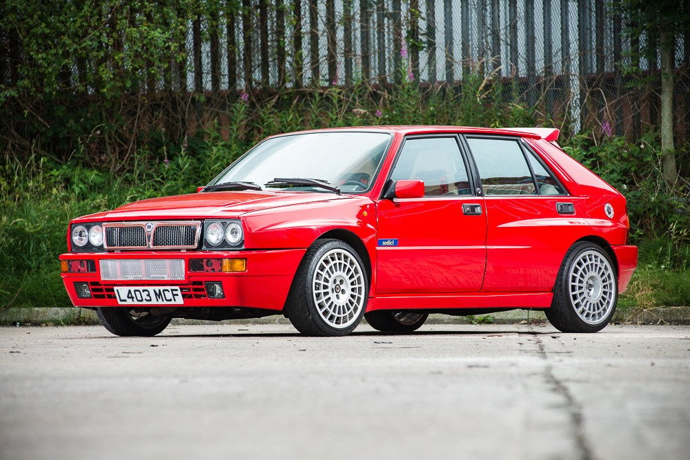 jamiroquai s jay kay is selling his lancia delta integrale. Black Bedroom Furniture Sets. Home Design Ideas