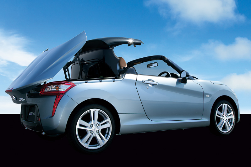 Japan 4 000 Orders For The New 2014 Daihatsu Copen In