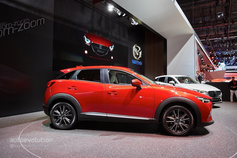 2016 Mazda Cx 3 Live Photos