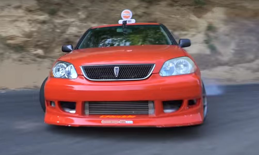 Japans Ebisu Circuit Has A Drift Taxi Heres A Back Seat Ride