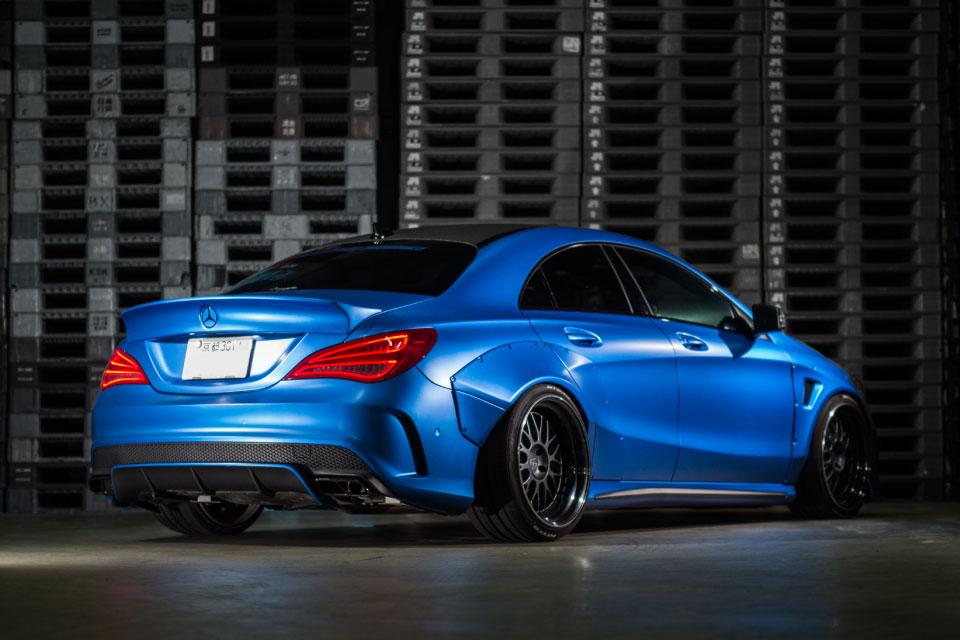 Mercedes CLA 220 CDI Reaches 242 km/h in Top Speed Testing - autoevolution