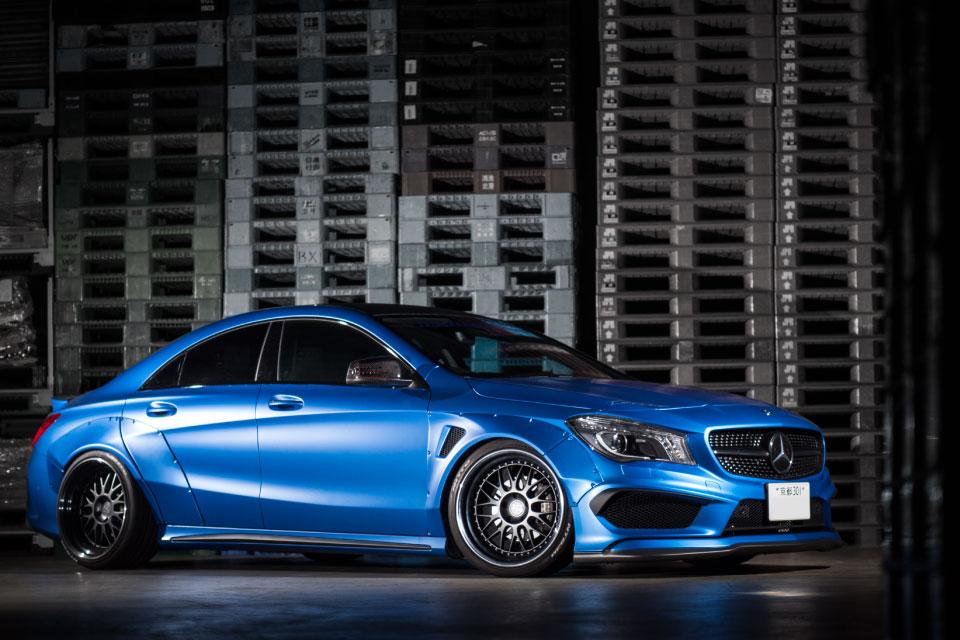 Mercedes Cla 220 Cdi Reaches 242 Km H In Top Speed Testing