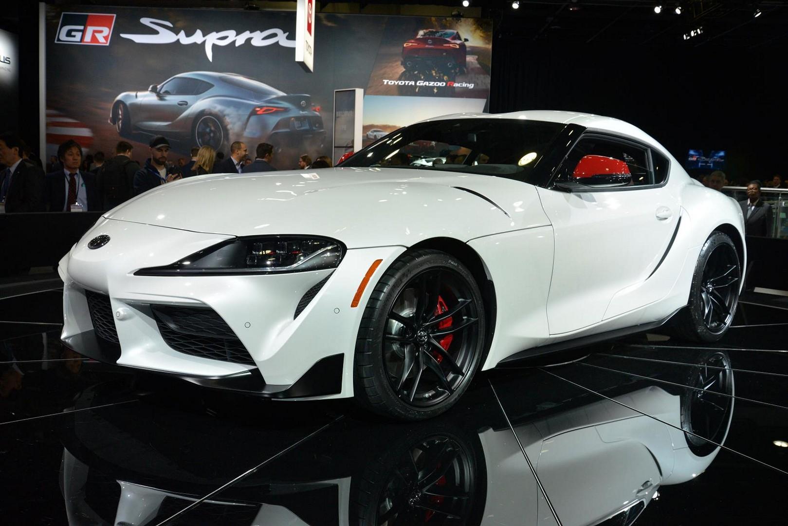 Update 2020 Toyota Supra Lowered On Volk T37 Wheels