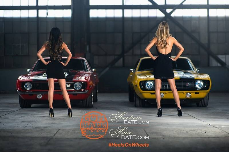 Used Muscle Cars >> Japanese and Chinese Beauties Join Gumball 3000 with a 1969 Chevrolet Camaro - autoevolution