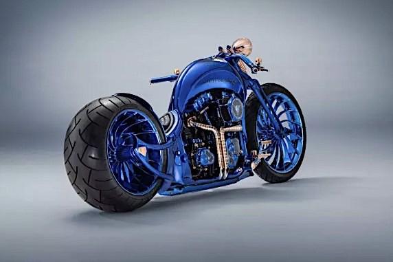 New Trike Kit for Harley-Davidson - autoevolution