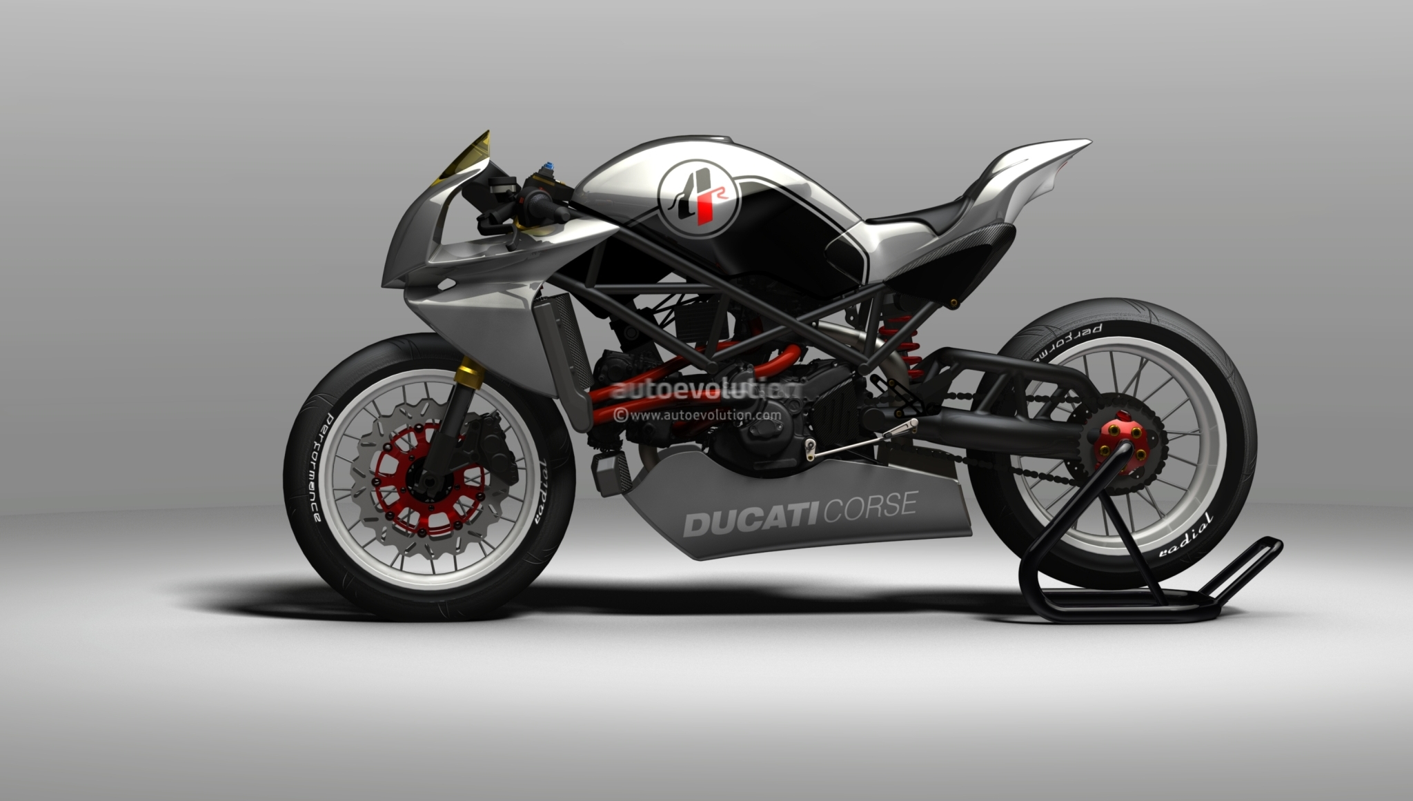 Ducati Diavel Body Kits