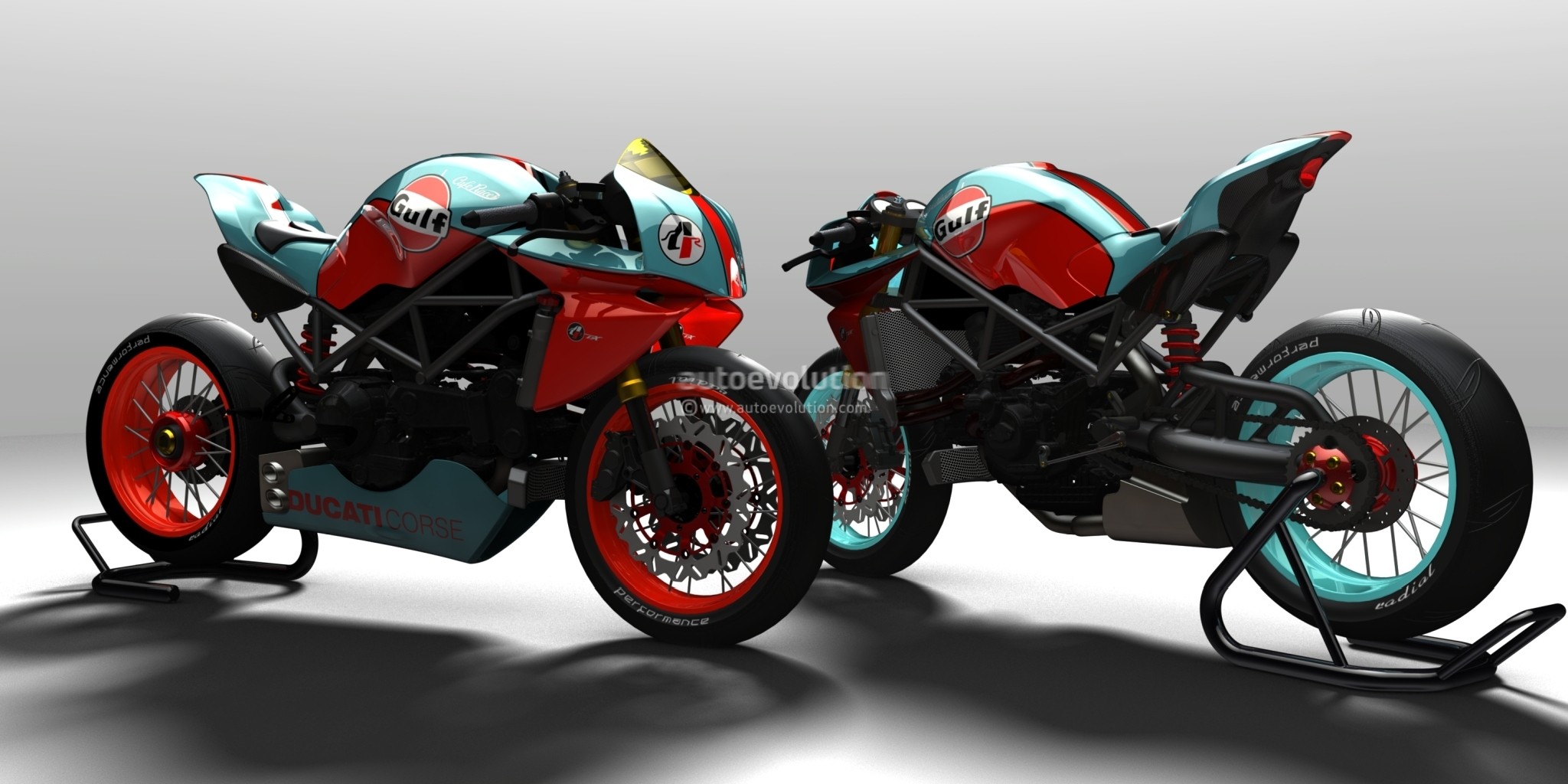 Fine Line Auto Body >> Jaw-Dropping Paolo Tesio Ducati Body Kits Available in 2014 - autoevolution