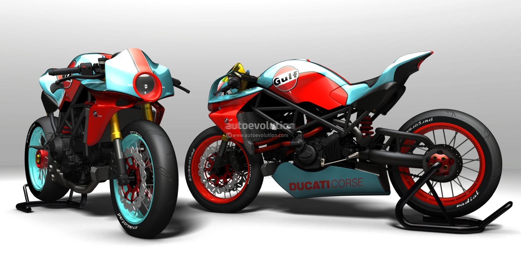TEX Motorbike / Paolo Tesio on Instagram: Ducati SC-8NERO