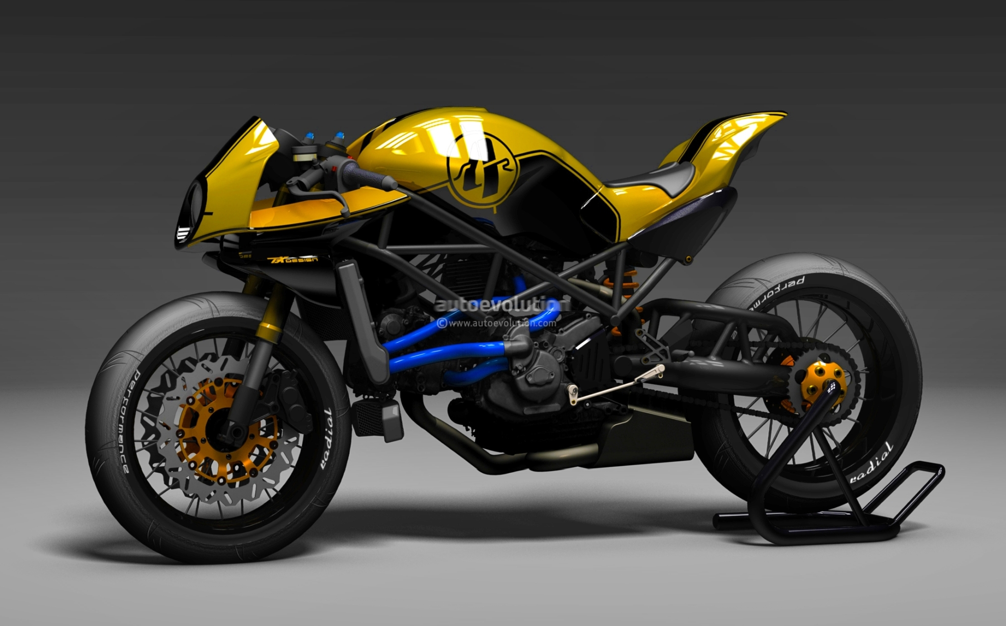 Jaw-Dropping Paolo Tesio Ducati Body Kits Available in