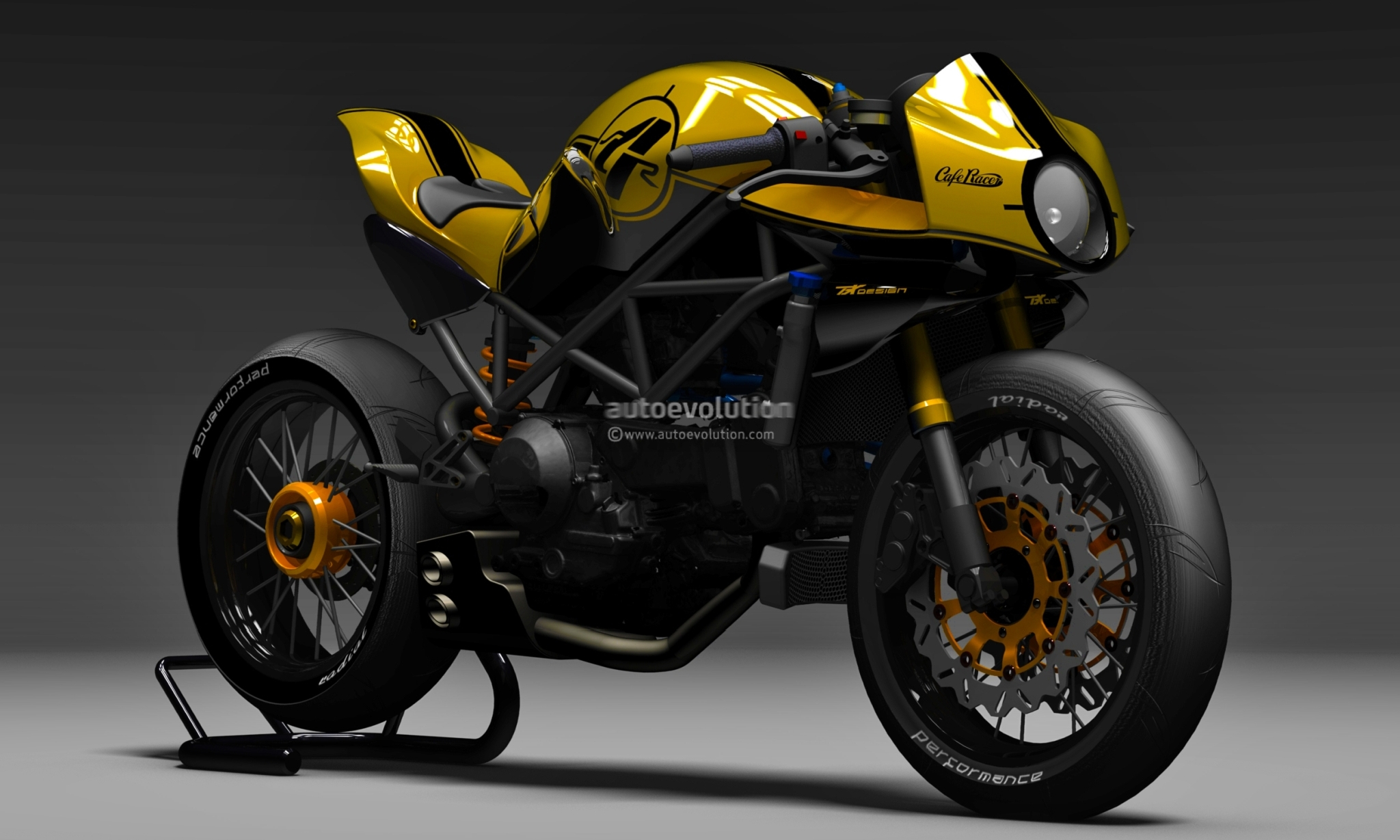 Jaw Dropping Paolo Tesio Ducati Body Kits Available In