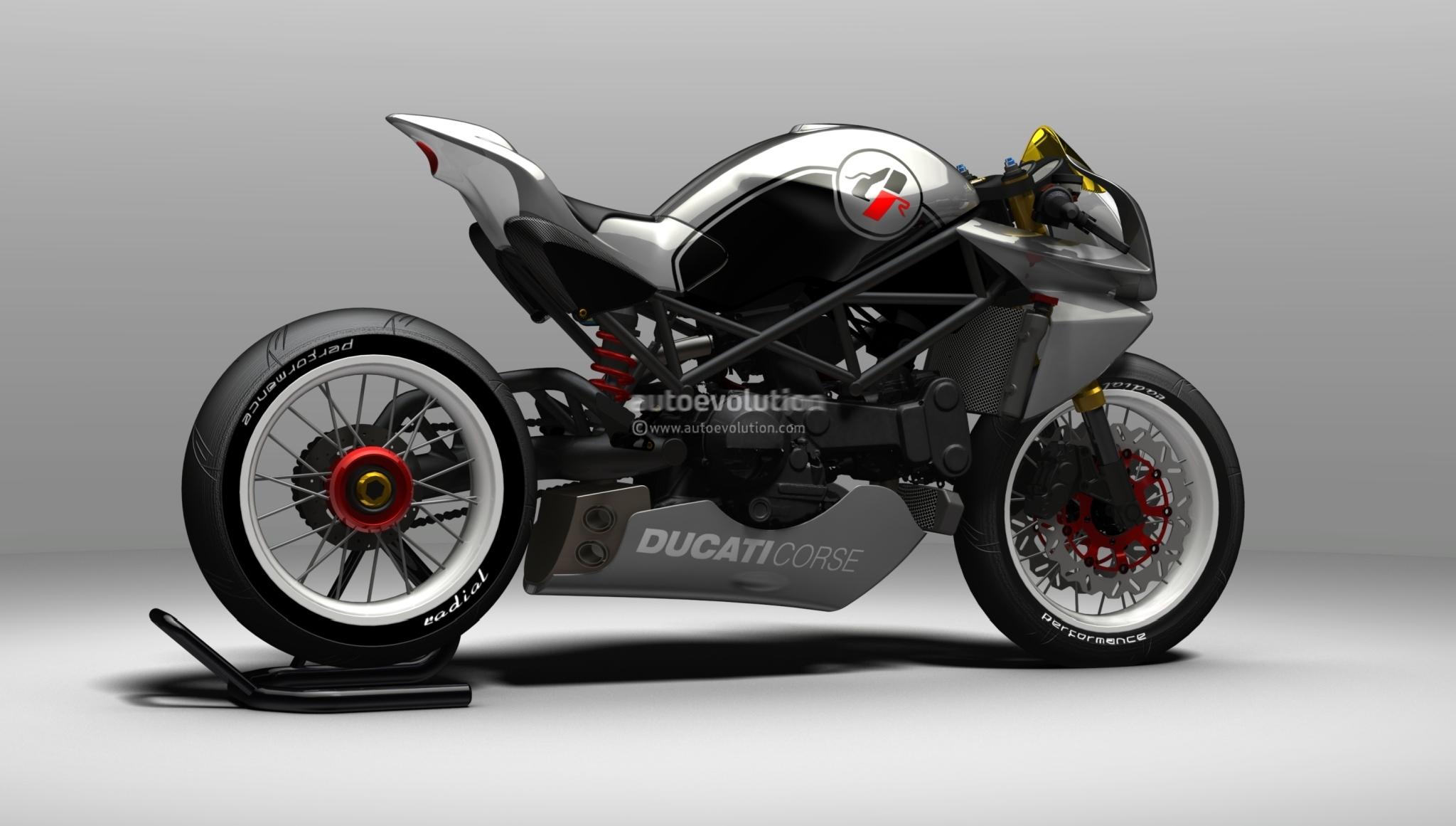Ducati Monster Body Kit