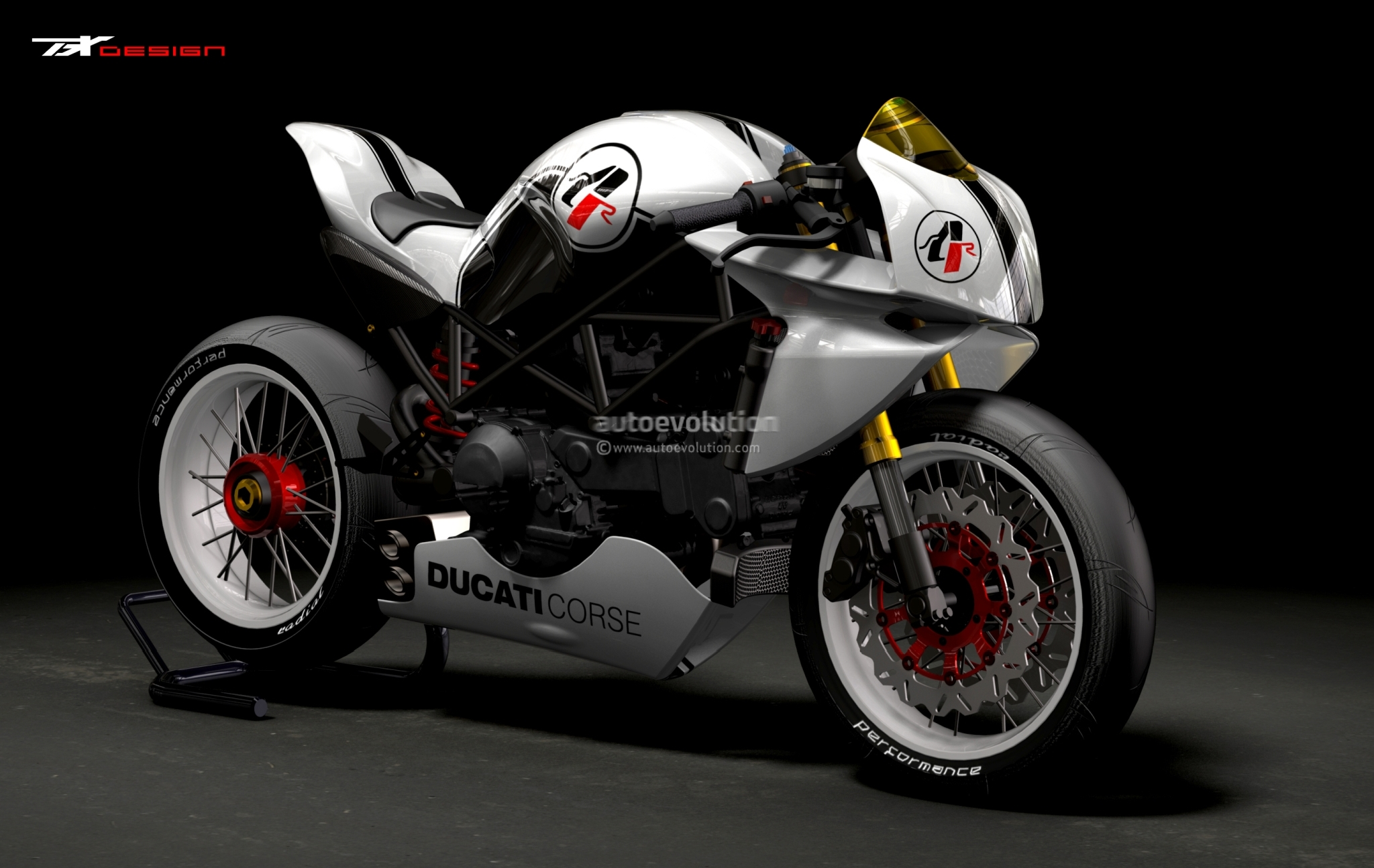jaw dropping paolo tesio ducati body kits available in. Black Bedroom Furniture Sets. Home Design Ideas