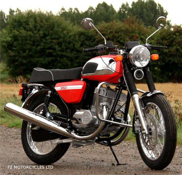 New Jawa 350 Sport Now Available In The Uk Autoevolution