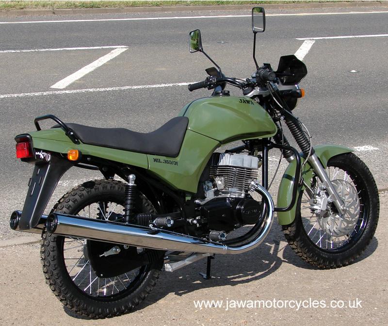 Jawa 350 Is Still Available - autoevolution