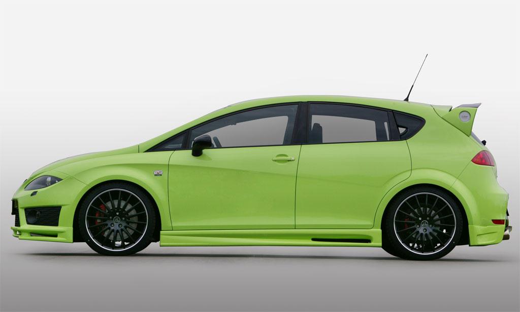 Je Design Introduces Seat Leon Cupra Autoevolution