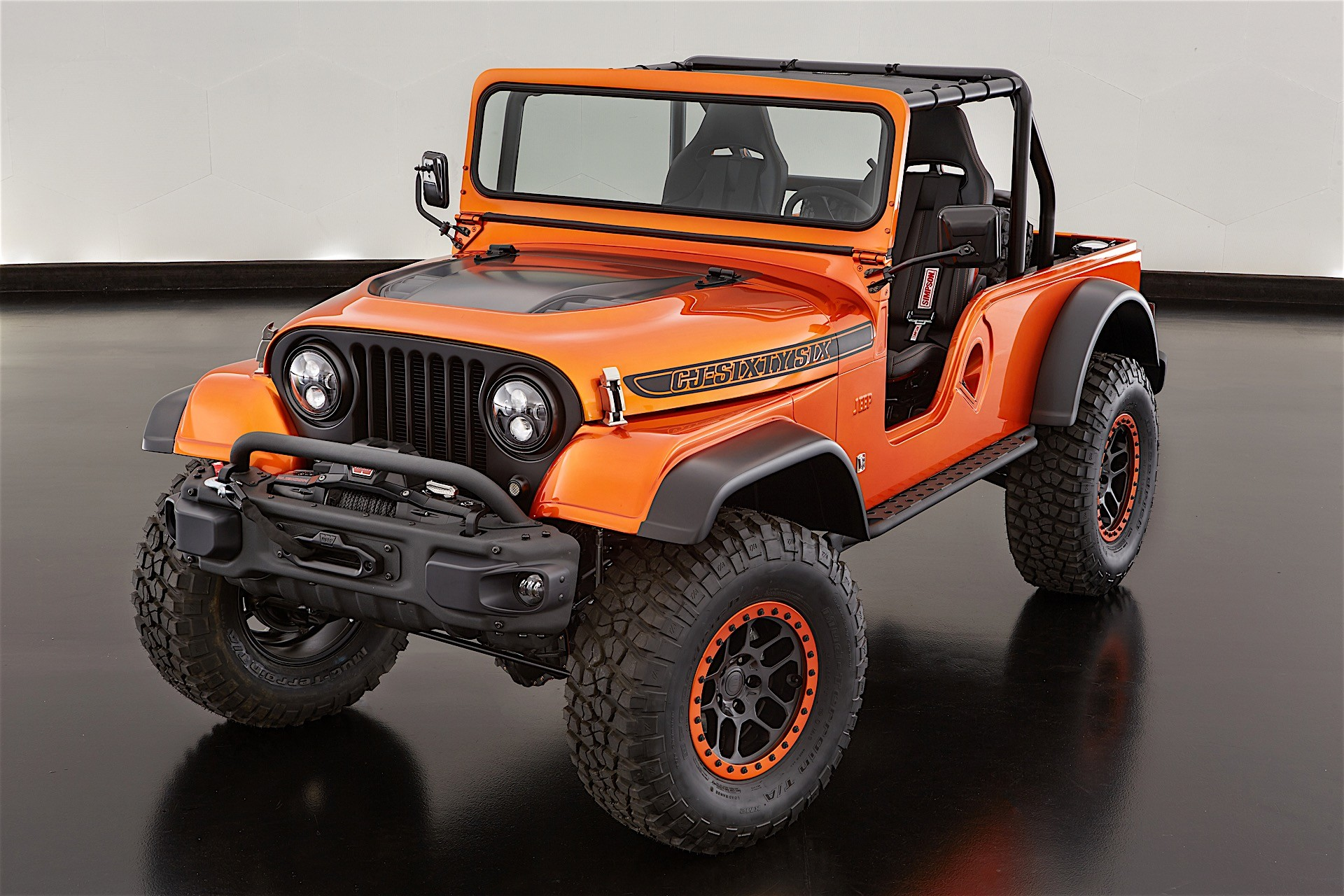 2017 Jeep Concept Vehicles >> Jeep Unveils Several Concept Vehicles For 2017 Moab Easter Jeep