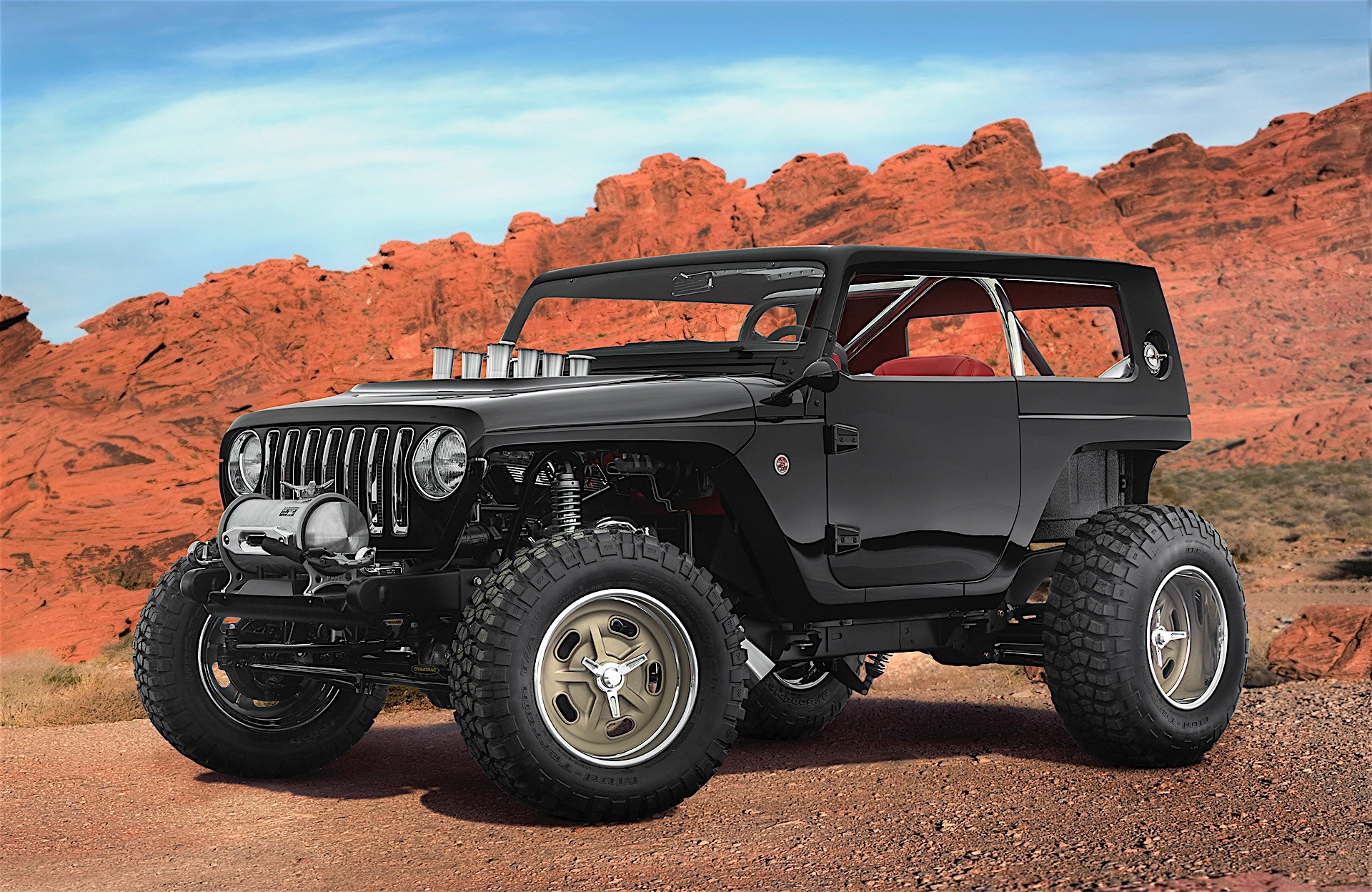 jeep unveils several concept vehicles for 2017 moab easter jeep safari autoevolution. Black Bedroom Furniture Sets. Home Design Ideas