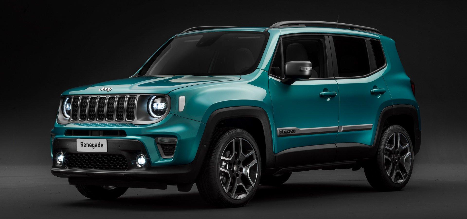 Jeep Renegade Limited >> Jeep Announces 2019 Geneva Motor Show Lineup - autoevolution