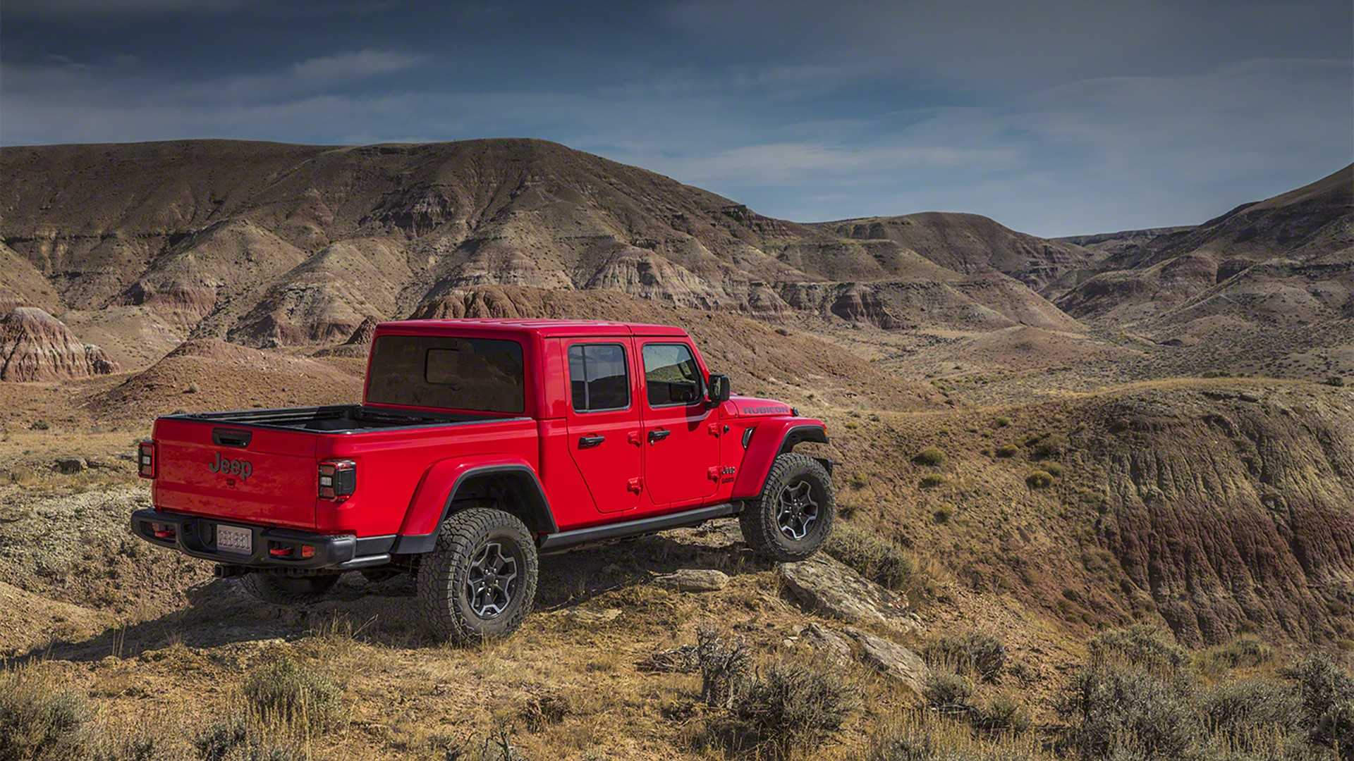 Jeep Rubicon Towing Capacity >> Jeep Configurator For 2020 Gladiator Pickup Truck Goes Live - autoevolution