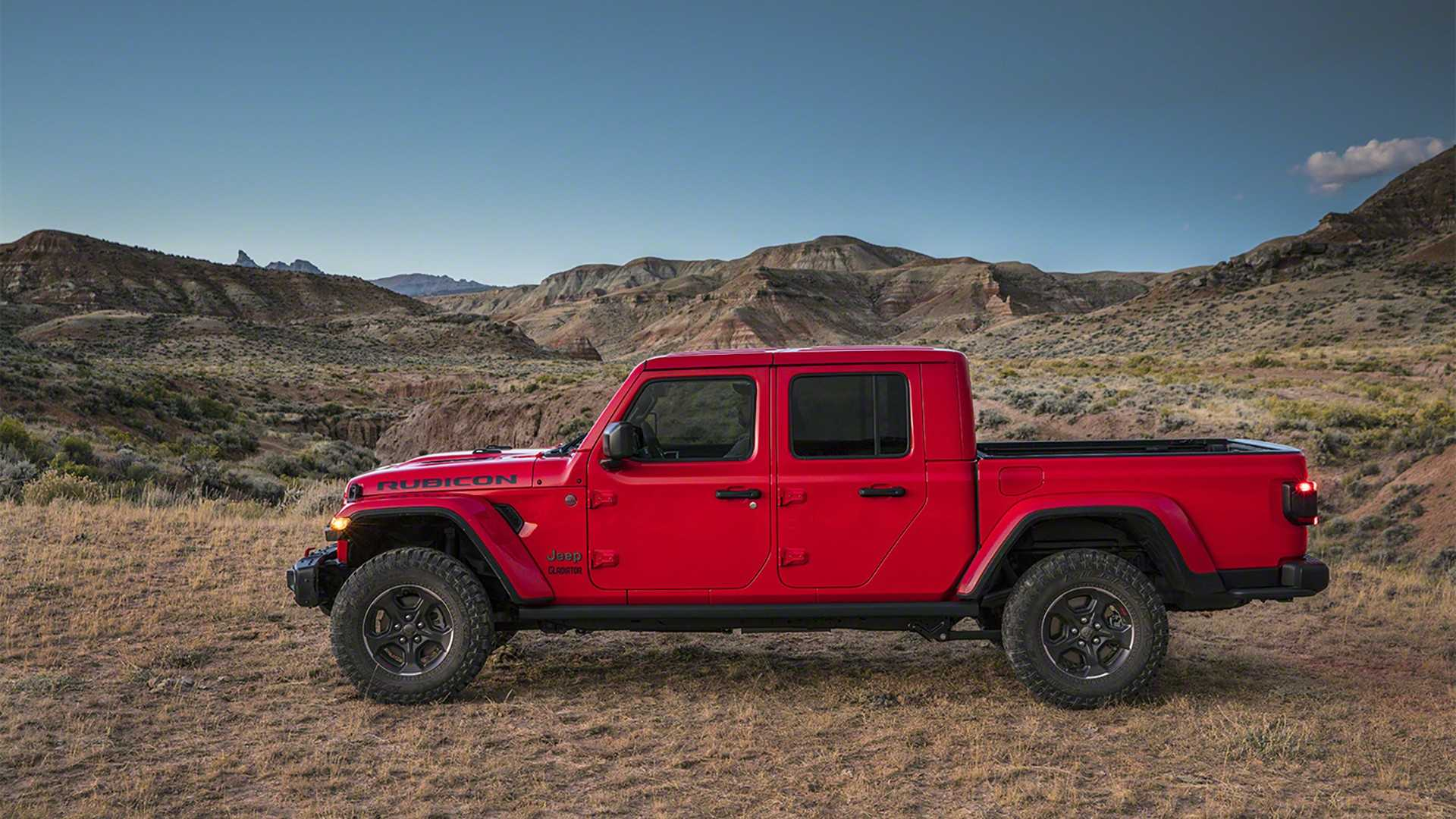 Jeep Configurator For 2020 Gladiator Pickup Truck Goes